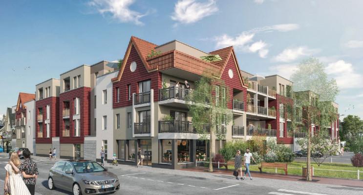 Berck programme immobilier neuf « La Belle Eugénie »