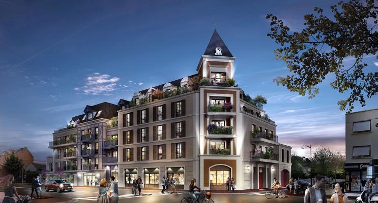 Le Blanc-Mesnil programme immobilier neuf « Villa Voie Romaine