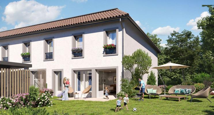 Messy programme immobilier neuf « Le Clos de la Petite Ferme »