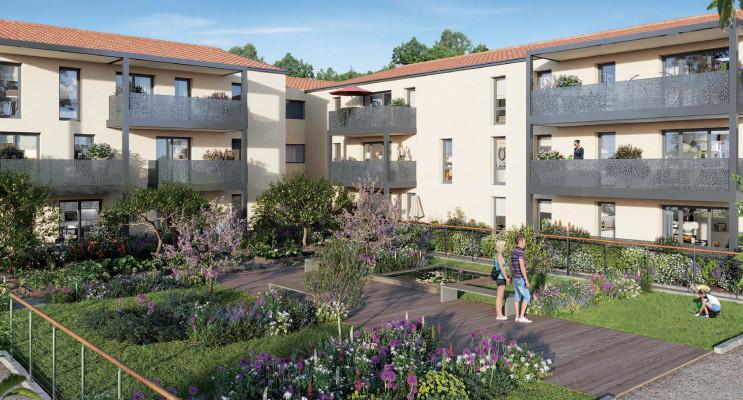 Collonges-au-Mont-d'Or programme immobilier neuf « Les Monts d´Or » en Loi Pinel