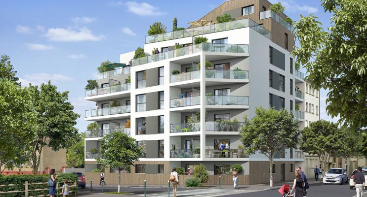 Rennes programme immobilier neuf « Le Clos des Arts » en Loi Pinel