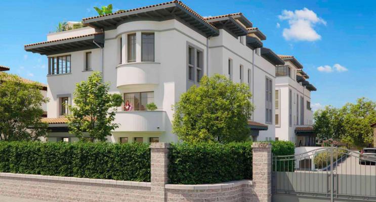 Bayonne programme immobilier neuf «  n°219598 » en Loi Pinel
