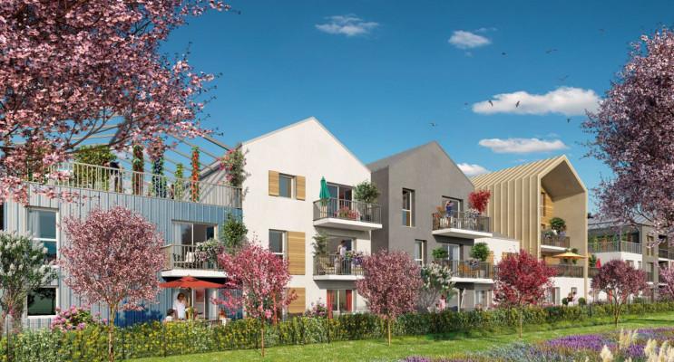 Morangis programme immobilier neuf « Gaïa