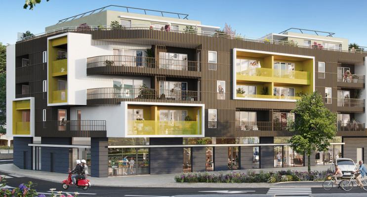 Castelnau-le-Lez programme immobilier neuf « L'Eden