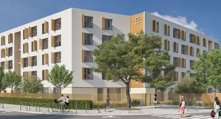 Montpellier programme immobilier neuf « Campus Millenium