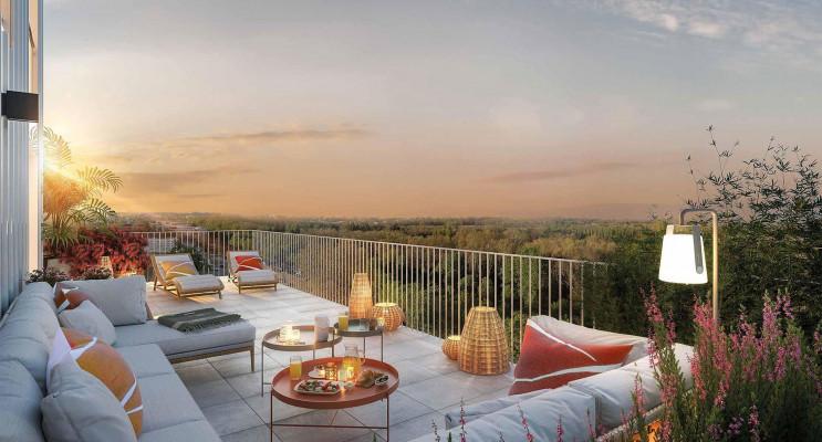 Châtenay-Malabry programme immobilier neuf « Perle du parc » en Loi Pinel