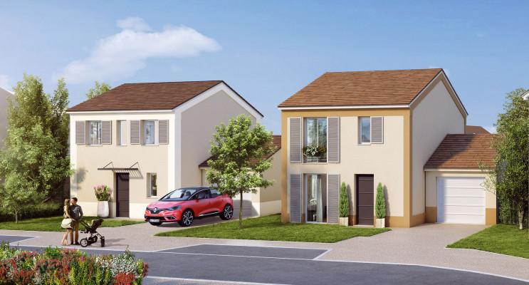 Nointel programme immobilier neuf « Le Hameau Fleuri »