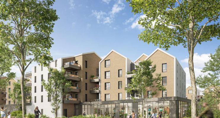 Bruges programme immobilier neuf « Hévéa » en Loi Pinel