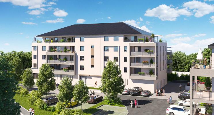 Le Ban-Saint-Martin programme immobilier neuf « Ô Jardin »