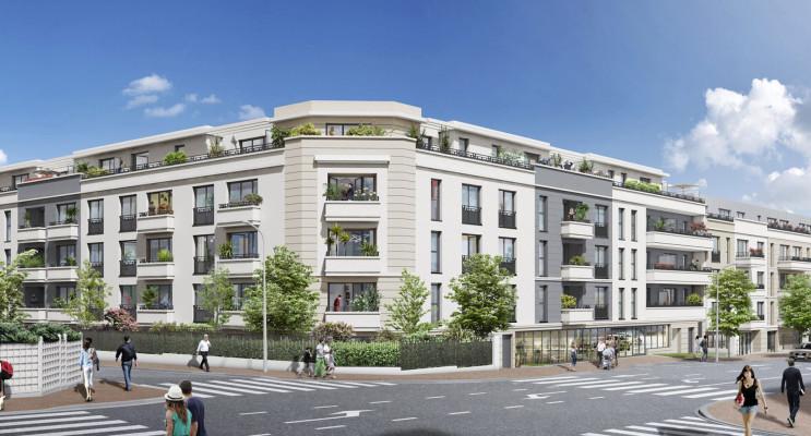Saint-Cyr-l'École programme immobilier neuf «  n°219631 » en Loi Pinel