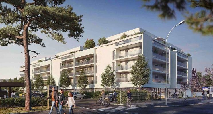 Marseille programme immobilier neuf « Harmonia » en Loi Pinel