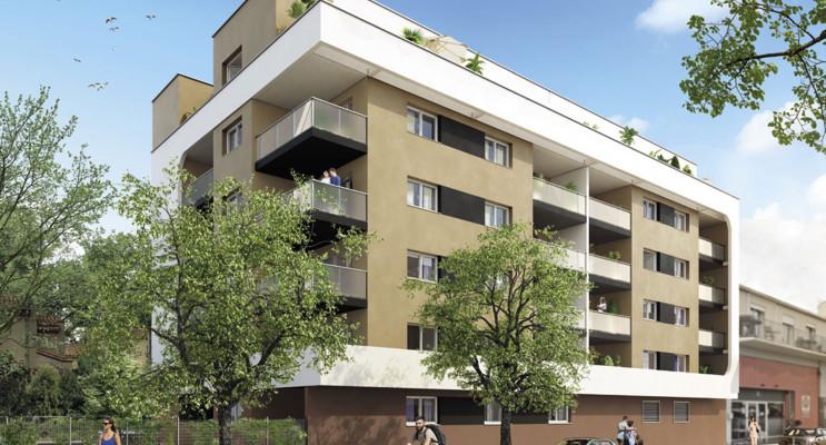 Perpignan programme immobilier neuf « Alba