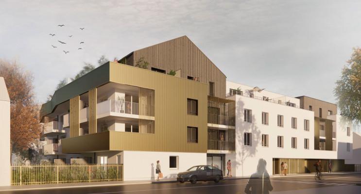 La Roche-sur-Yon programme immobilier neuf « Patio Hermine »