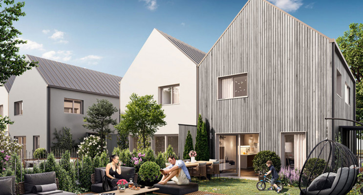 Strasbourg programme immobilier neuf « Connexions