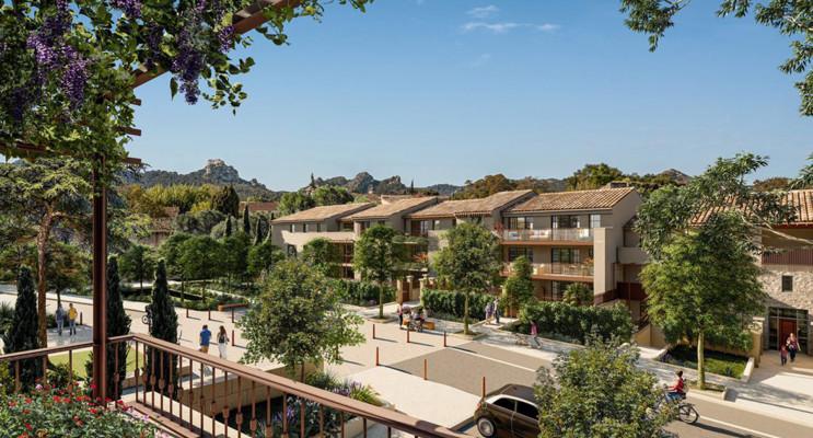Saint-Rémy-de-Provence programme immobilier neuf « Esprit Alpilles » en Loi Pinel