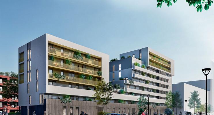 Courcouronnes programme immobilier neuf « L'Envol » en Loi Pinel