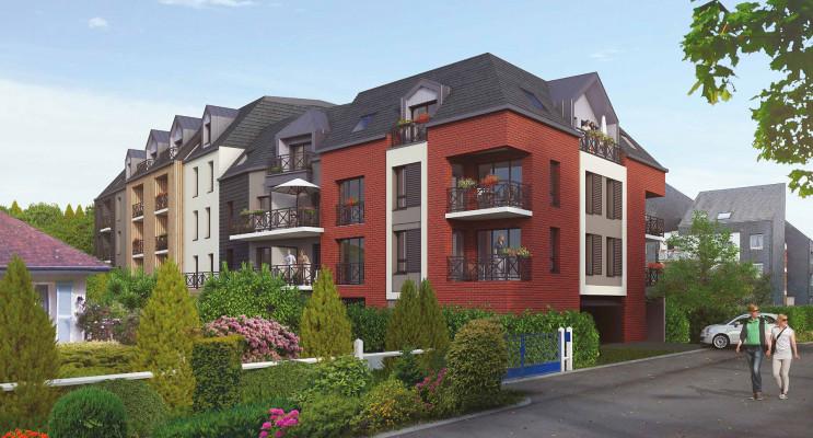 Honfleur programme immobilier neuf « Boréal