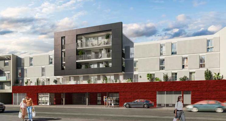 Poitiers programme immobilier neuf « EKO'Campus
