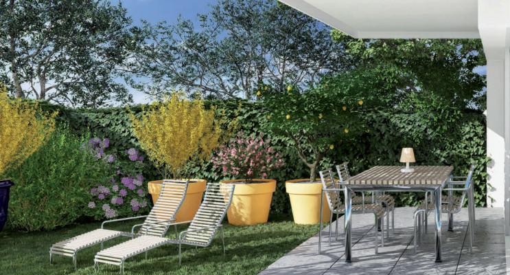 Perpignan programme immobilier neuf « Le Sauvignon » en Loi Pinel