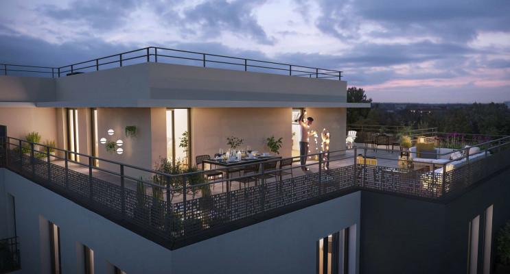 Verneuil-sur-Seine programme immobilier neuf « Le Domaine de la Faisanderie