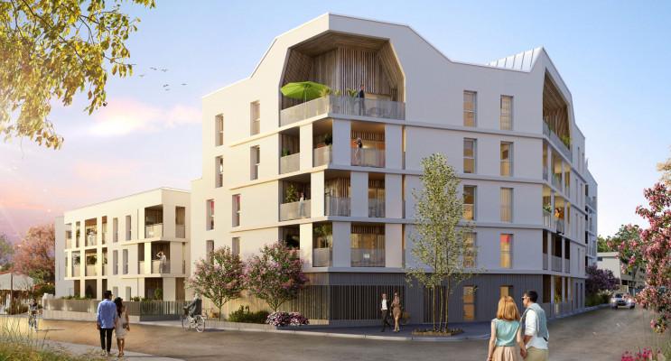 La Rochelle programme immobilier neuf « Baya » en Loi Pinel