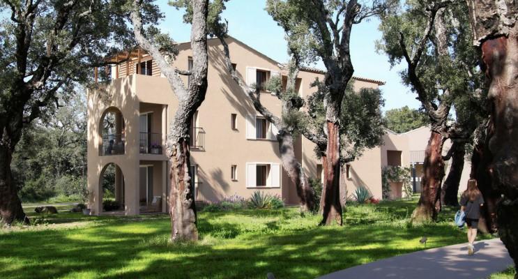 Lecci programme immobilier neuf « Les Hameaux de Saint-Cyprien »