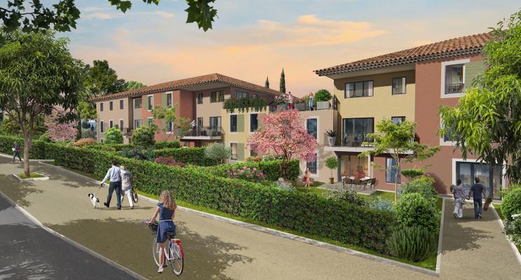 Le Puy-Sainte-Réparade programme immobilier neuf « Collection Nature » en Loi Pinel
