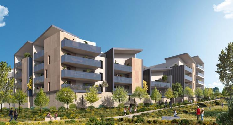 Saint-Jean-de-Védas programme immobilier neuf « Mezzo Forté » en Loi Pinel