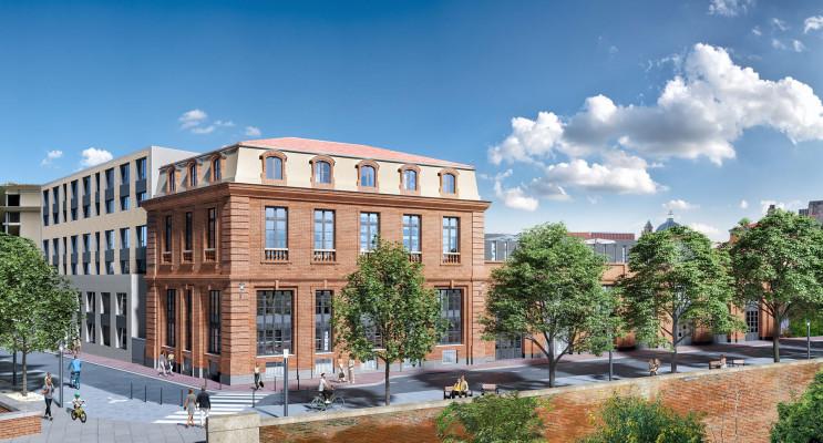 Toulouse programme immobilier neuf « Quai Saint-Pierre »