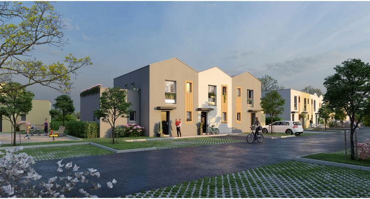 Vaux-sur-Mer programme immobilier neuf « Terre d'Embruns »