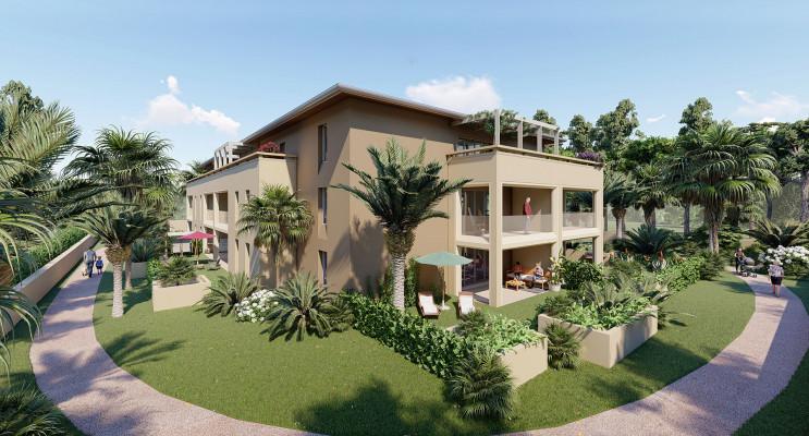 Dax programme immobilier neuf « Villa Borda