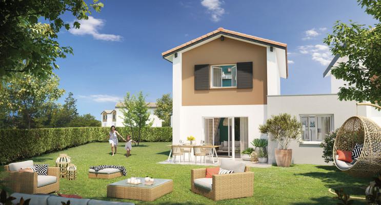 Saint-Paul-lès-Dax programme immobilier neuf « Le Domaine de la Chênaie T2