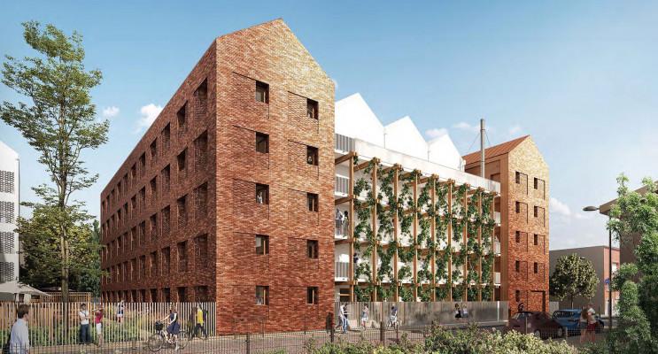 Pierrefitte-sur-Seine programme immobilier neuf « Green Fabrik