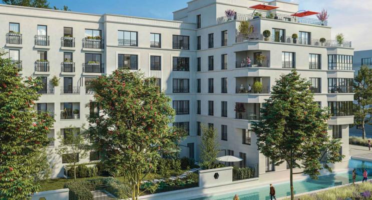 Clamart programme immobilier neuf « Résidence Esprit Art Déco