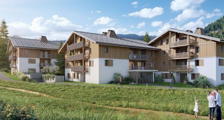 Praz-sur-Arly programme immobilier neuf « Les Granges d'Arly »