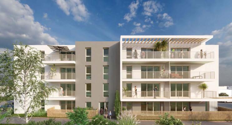 Notre-Dame-de-Monts programme immobilier neuf « Villa Iodéa »