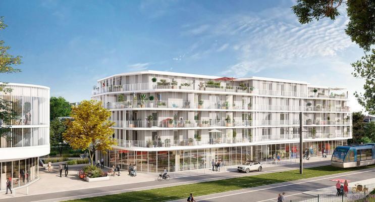 Le Bouscat programme immobilier neuf « Ceïba » en Loi Pinel