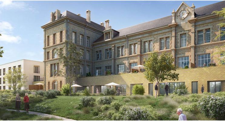 Charleville-Mézières programme immobilier neuf « Les Jardins d'Arcadie »