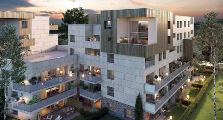 Croix programme immobilier neuf « Nao » en Loi Pinel
