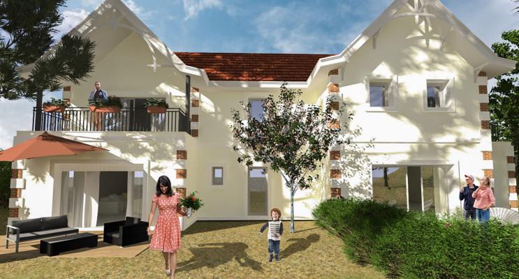 Arcachon programme immobilier neuf « Villa Annam