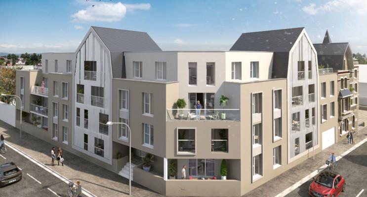Berck programme immobilier neuf « La Villa »