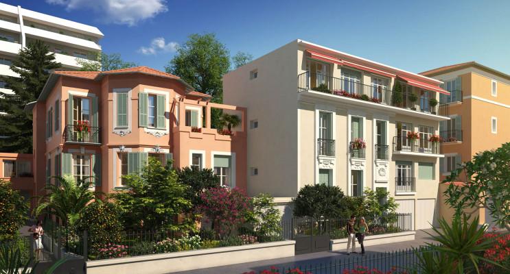 Nice programme immobilier à rénover « Villa Honoré Louise » en Déficit Foncier