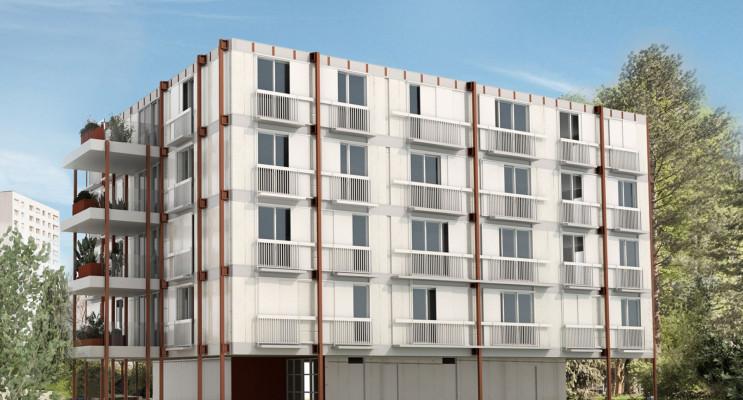 Rouen programme immobilier à rénover « 15 Rue Jean-Philippe Rameau » en Monument Historique