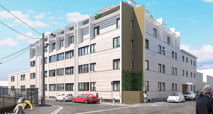 Reims programme immobilier neuf « Le 31