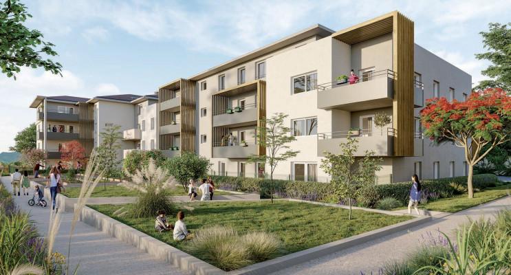 Saint-Pierre-en-Faucigny programme immobilier neuf « Les Naturelles » en Loi Pinel