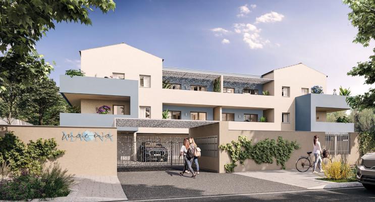 Vias programme immobilier neuf « Maona » en Loi Pinel