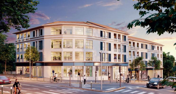 Aix-en-Provence programme immobilier neuf « Nouvel Angle