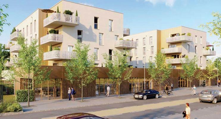 Ifs programme immobilier neuf « Les Terrasses de Mathilde » en Loi Pinel