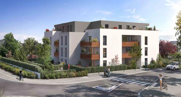 Saint-Louis programme immobilier neuf « Côté Camargue » en Loi Pinel
