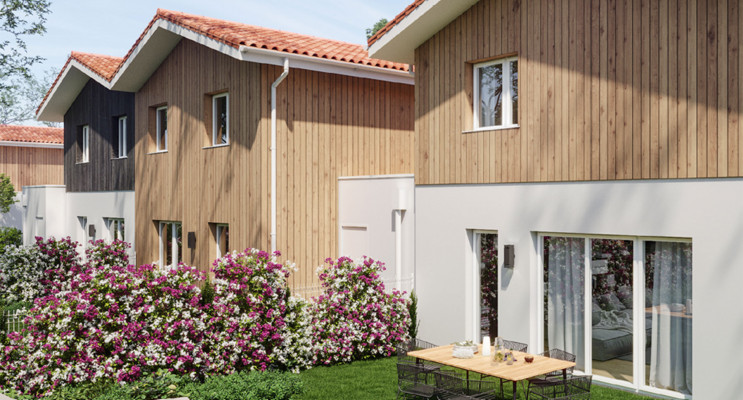 Andernos-les-Bains programme immobilier neuf « Villa Gaïa »